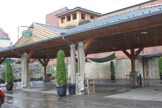 St. Paul Farmer's Market downtown location
