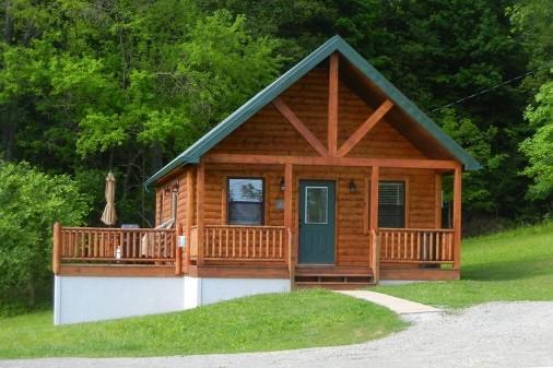 antler ridge cabin near stockport