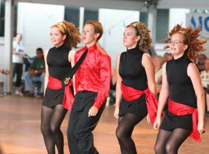 irish dancers credit flickr OZinOH