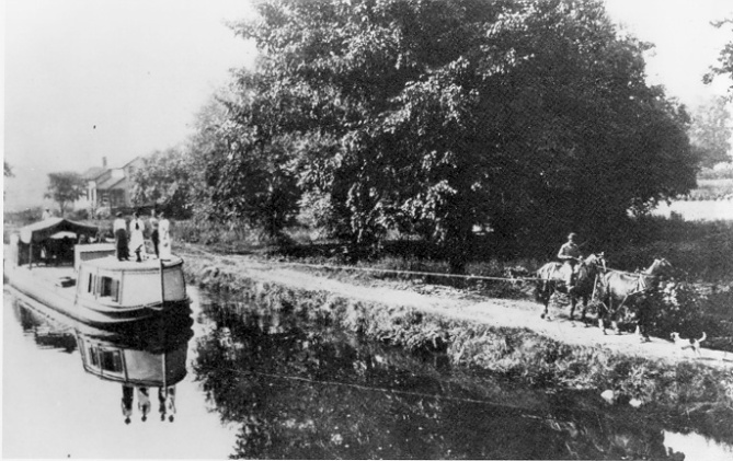 ohio canal credit western reserve hist soc